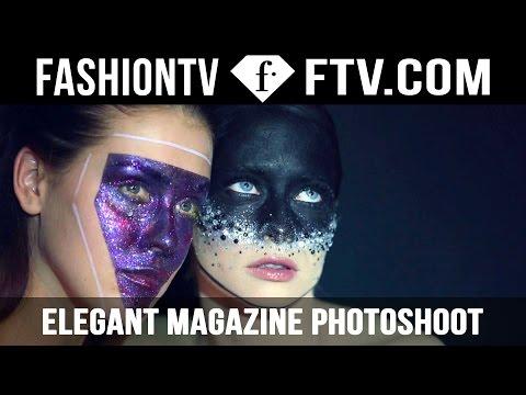 Elegant Magazine Photoshoot | FashionTV