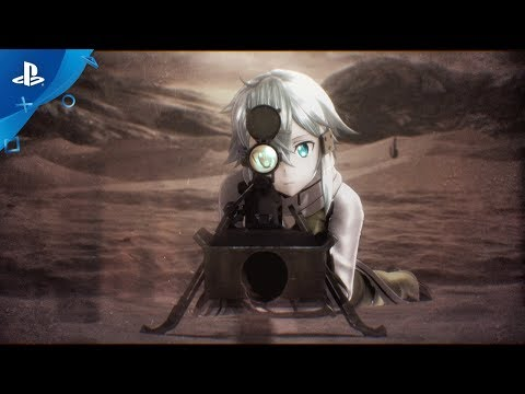 Sword Art Online: Fatal Bullet - Opening Movie | PS4