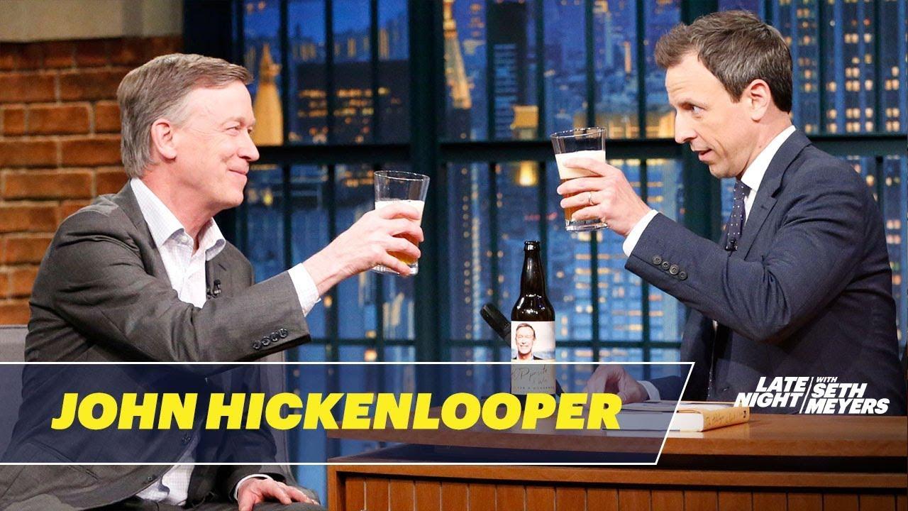 Download Colorado Governor John Hickenlooper on His Beer-Brewing Past