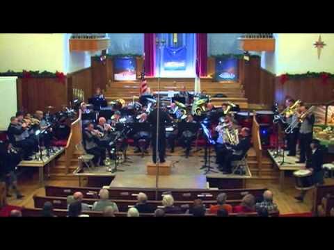 "Capital City Brass Band 2014 ""A Highland Christmas"" Concert"