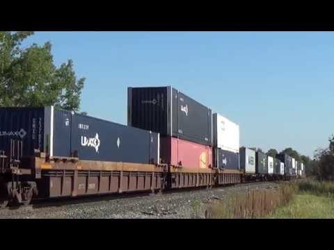 Railfanning In Northern New York September, 2015 (HiDef) 60+ MINUTES OF ACTION