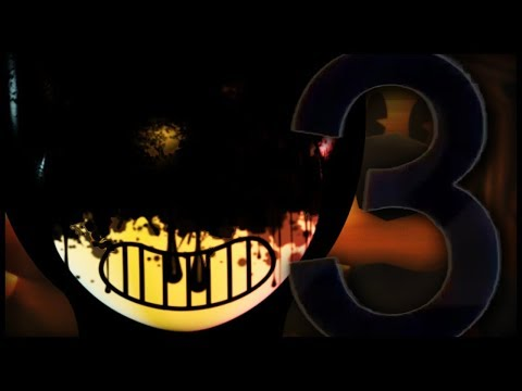 BENDY AND THE INK MACHINE - CHAPTER 3 (KOMPLETT)