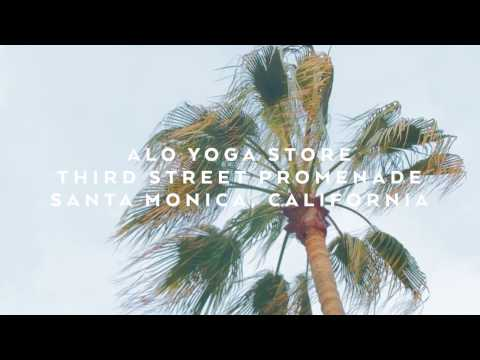 Alo Yoga Store - Santa Monica Promenade