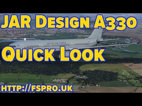 JAR Design A330 - Quick Look