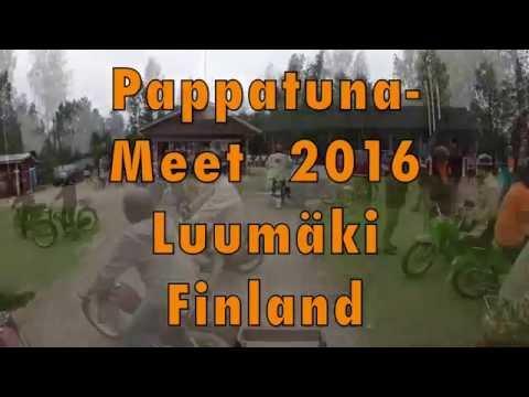 Pappatuna-Meet 2016 Luumäki Finland