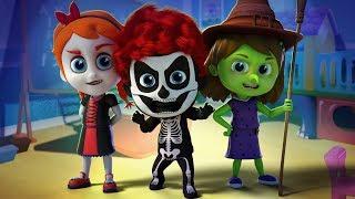 Its Halloween   Schoolies Nursery Rhymes & Kids Songs   Music For Children   Kids Channel Cartoons