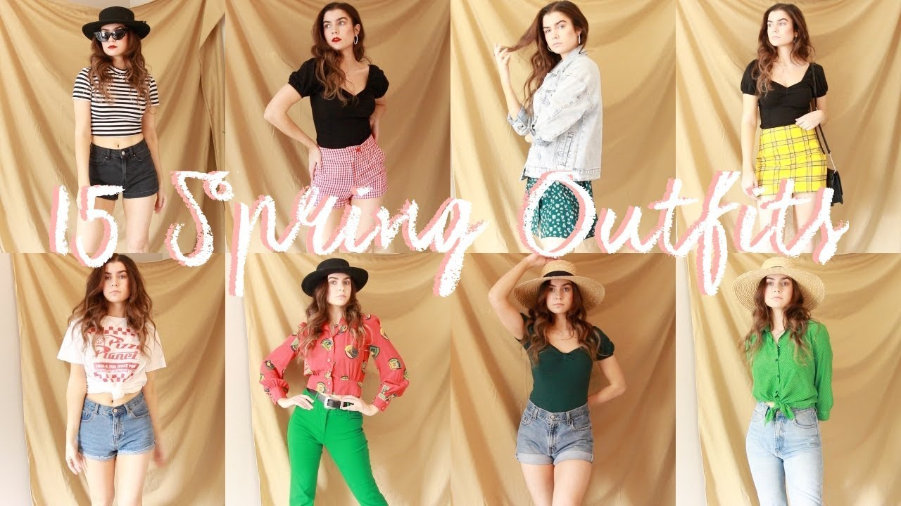 15 SPRING OUTFIT IDEAS 7