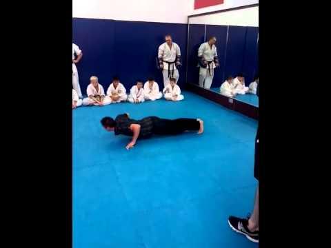 Mark Dacascos performing kicks and ing his skills 2015 Must see!