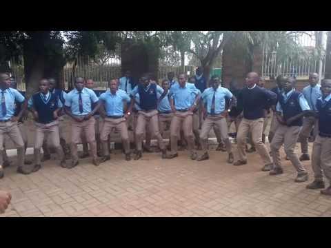 VIHIGA BOYS PERFORMING :THIS WORLD