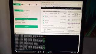 4 x GTX 1080 Ti Mining Rig Update - ARGO core coin Windows ProtoPool