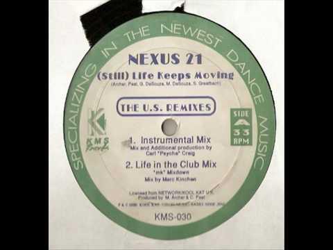 Nexus 21 - (Still) Life Keeps Moving (Instrumental Mix)