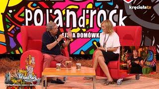 Pol'and'Rock 2020: Janusz Gajos na ASP