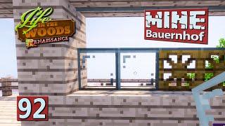 MINE Bauernhof | Gar kein Spaß: Das richtige Glas! ► #92 MINECRAFT Life in The Woods deutsch