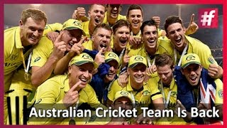 Australian Cricket Team Is Back In Its Action Says Harsha