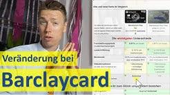 Neue Barclaycard Visa ► Jetzt besser?