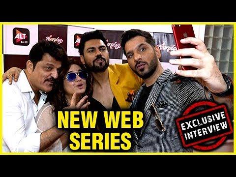 Gaurav Chopra, Rajesh Khattar FOURPLAY Starcast Exclusive Interview | | TellyMasala