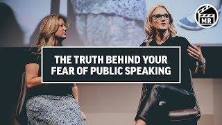 The truth behind your fear of public speaking | MELROBBINSLIVE EP 31