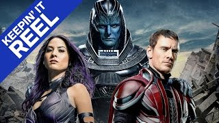 Fans Riled Up Over X-Men's Apocalypse and Space Jam 2 - IGN Keepin' It Reel, Episode 294