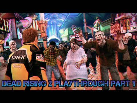 Dead Rising 2 Playthrough ( adventures with Chad ) |