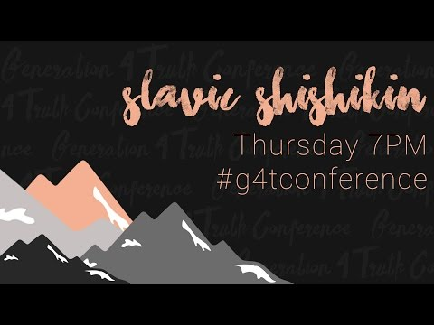 Slavik Shishikin - G4T Conference 2016