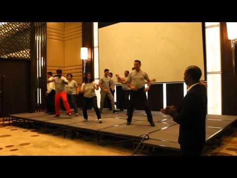 Westin Wellbeing Movement - Associate Rendezvous Launch
