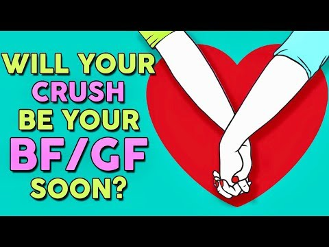 Will your CRUSH be YOUR BOYFRIEND/GIRLFRIEND soon? Love Personality Quiz Game