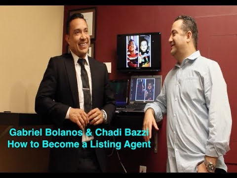 Real Estate Success Mastery TV 01: Gabriel Bolanos - Rookie of the year to Top Listing Agent