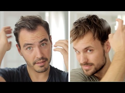 mens hair styling tips short hair 8 s hair styling tips you should 7653 | hqdefault