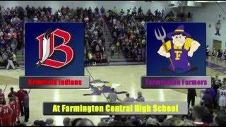 Brimfield Indians at Farmington Farmers BBB 21916