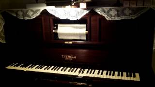 1928 Themola London Pianola - The Old Piano Roll Blues