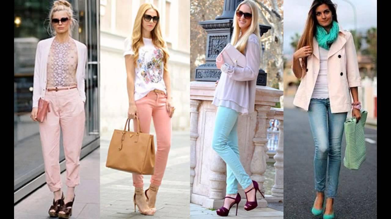 Pantalones Rosas Comprar Online Coleccion Mujer