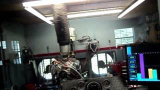 Big Block Dodge Dyno Run 505ci
