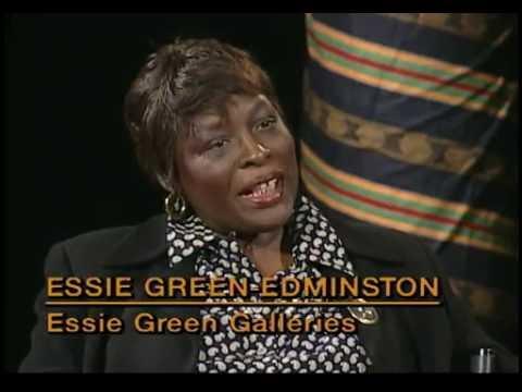 African American Legends: Essie Green Galleries