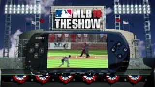 MLB® 10 The Show™: PSP Trailer