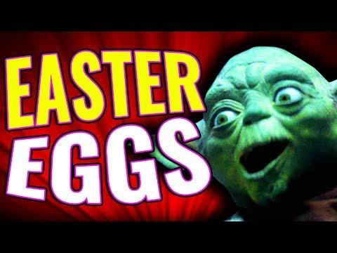 Battlefront 2 Easter Eggs