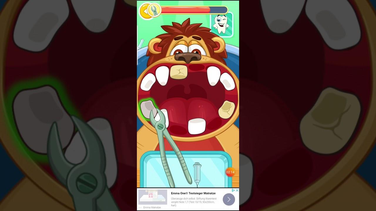 Zahnarzt Spiele
