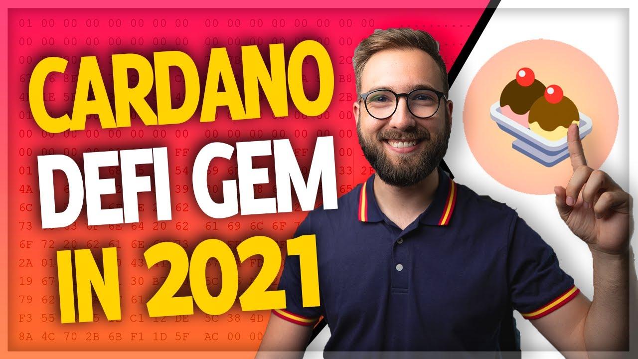 SundaeSwap is serving up a scoop of Cardano DeFi magic (🍨Cardano ADA Gem)