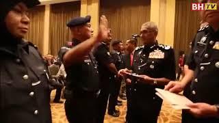 Isu hina Bugis  Polis panggil Tun M, Zaid