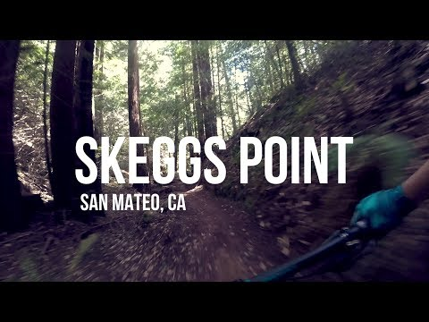 Skeggs Point - San Mateo County MTB
