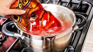 Easy Peasy Kitchen Hacks For Everybody