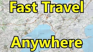 Arma 3: How 2 Fast Travel