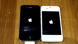 iPhone 4S iOS 9.0.2 VS iPhone 4 6.1.3(, 2015-10-01T08:42:31.000Z)