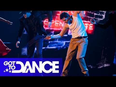 Adam Garcia Performs  Got To Dance Series 3