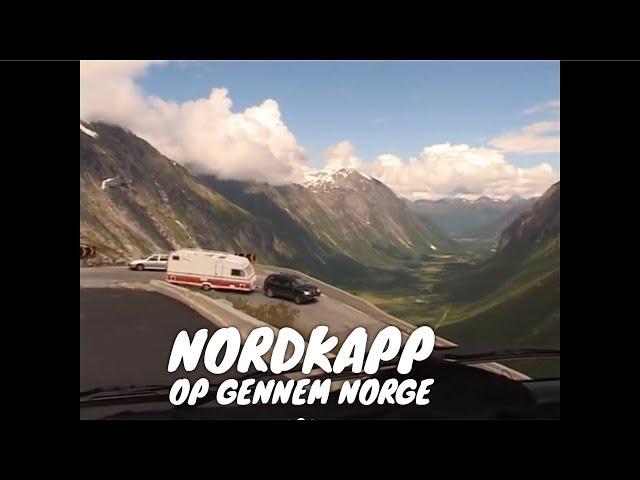 Nordkapp - Campingtur til Nordkapp 2004 (Sommertur)