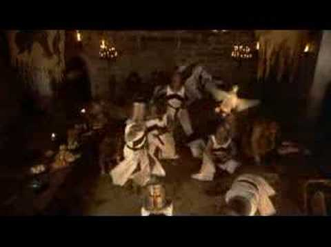 Charmant Knights Of The Round Table   Monty Python