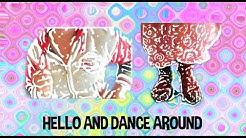 Hello song - tervehtimislaulu englanniksi