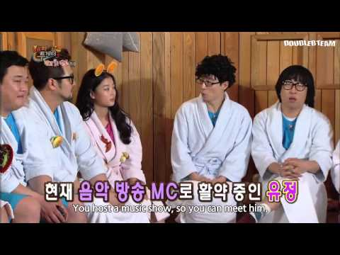 [ENG SUB] Happy Together 3 - Kim Yoo Jung likes Bobby Cut