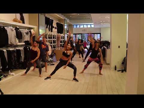 Calvin Klein Ballet Bootcamp 11/18/2017