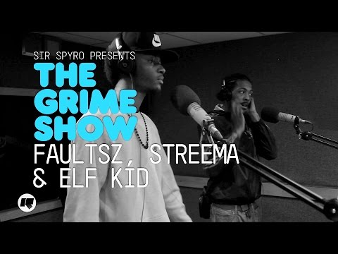 Grime Show: Faultsz, Streema & Elf Kid (The Square)