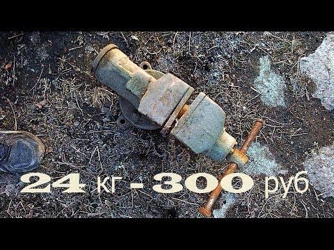 Металлолом или тиски? Восстановление и модернизация
